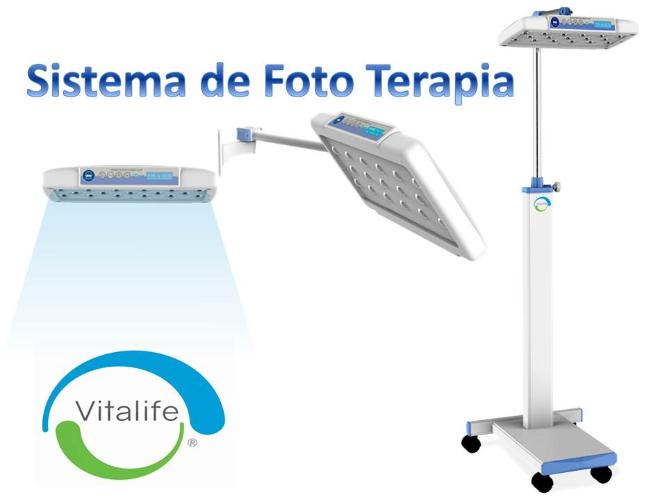 Sistema de Foto terapia