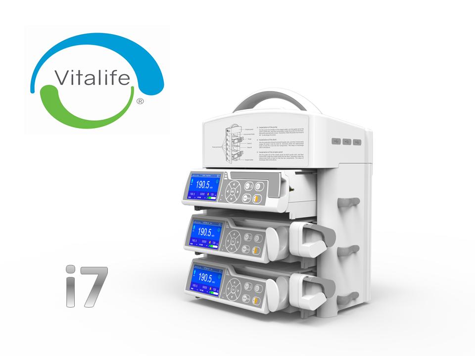 Sistema de Infusion Vitalife i7